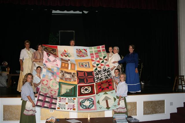 quilters-cast